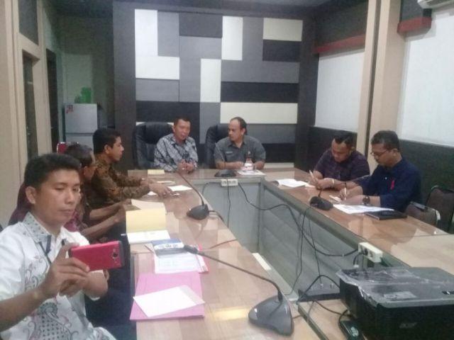 Bapenda Palopo Sambangi Dispenda Makassar