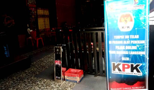 Sebelas Restoran Diawasi Langsung KPK